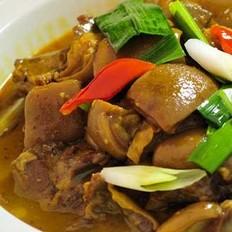 陽城肉罐肉的做法