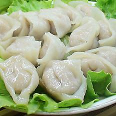 鱼皮饺子的做法