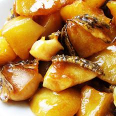 鲍鱼烧土豆
