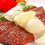 吐鲁番手撕牛肉的做法