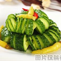 泡椒黄瓜的做法