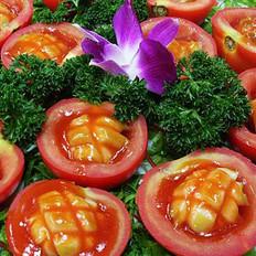 香菇马蹄酿鲮鱼的做法