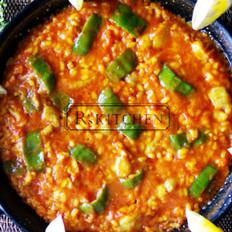 西班牙鸡肉烩饭的做法