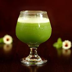 碧绿双瓜瘦身水的做法