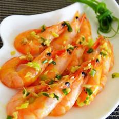 盐焗大虾的做法