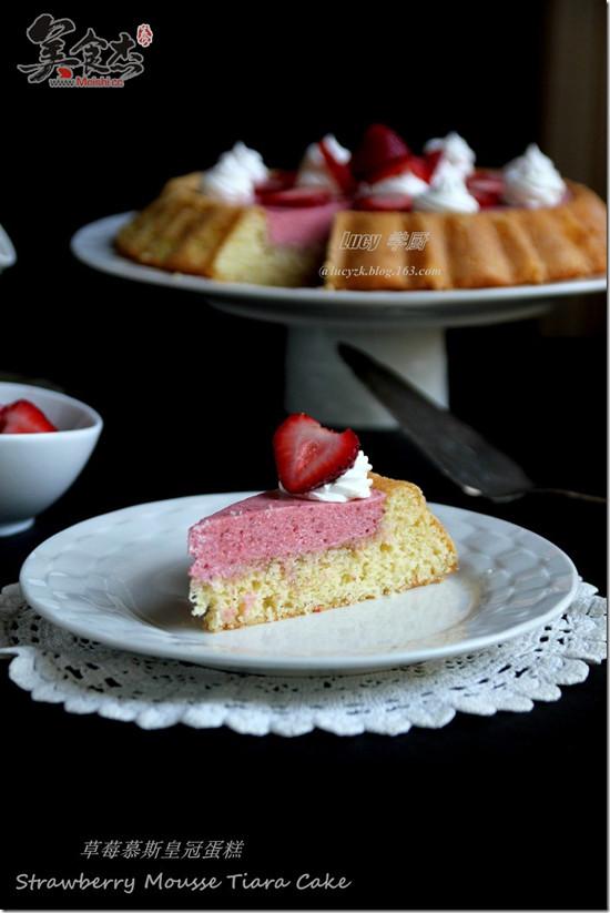 草莓慕斯皇冠蛋糕Hq.jpg