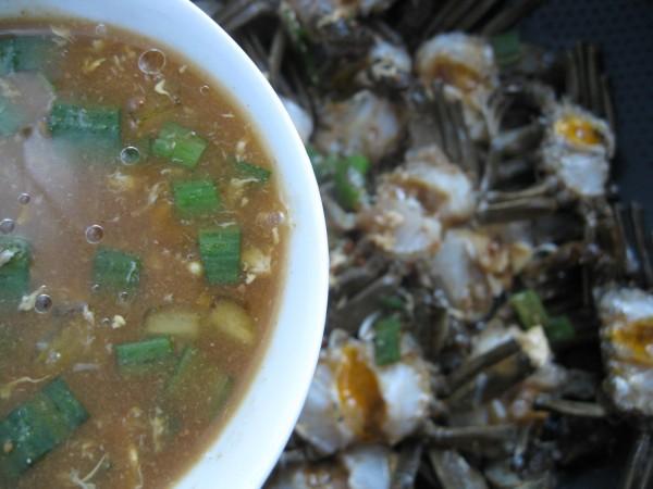 酱做法的美食【河蟹图】_鸡胸_酱油杰可以菜谱水煮蘸步骤吃吗图片