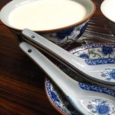 阿安酸奶的做法