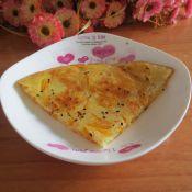 南瓜丝煎饼的做法