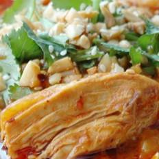 火腿炖土鸡