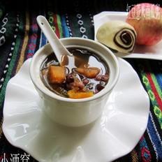 红豆薏米南瓜粥的做法
