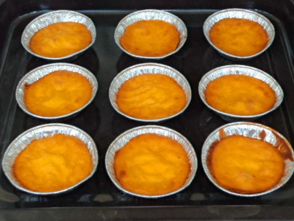 南瓜蛋挞; 烤箱蛋挞的做法大全;