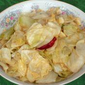 三味圆白菜