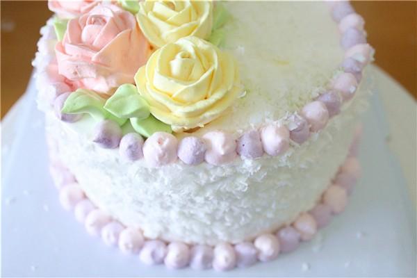 玫瑰生日蛋糕xg.jpg图片