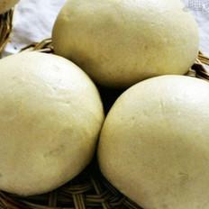绿豆沙馒头的做法