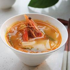 泡菜年糕汤的做法