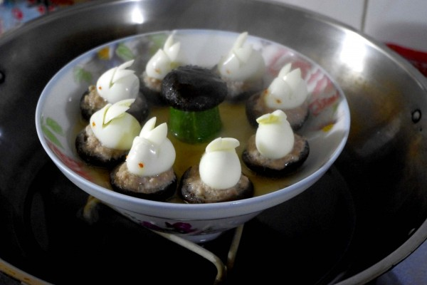 香菇蛋做法嵌肉的豆角狗能吃生的鹌鹑吗图片