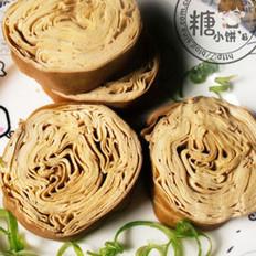 香卤豆皮卷