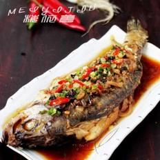 古早味蒸魚的做法
