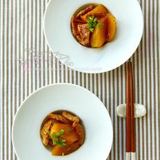 日式马铃薯炖肉的做法
