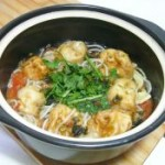 面筋沙锅汤的做法