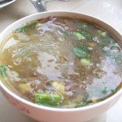猪肝粉丝汤的做法