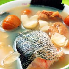 生鱼红枣汤的做法