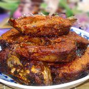 鲜香辣鱼块的做法