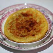 哈密瓜糯米餅的做法