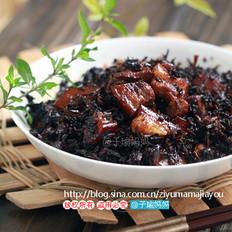 梅干菜捂肉的做法