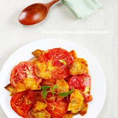 紅柿炒土豆片 的做法