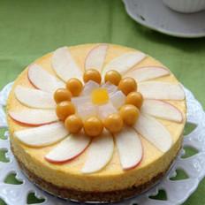 南瓜芝士蛋糕的做法