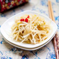 酸菜土豆丝的做法
