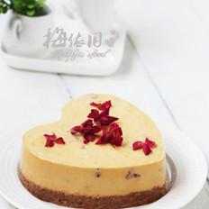 玫瑰芝士蛋糕