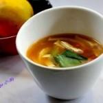 豆腐西红柿青菜汤的做法