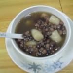 红豆薏米Q圆的做法