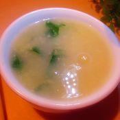 苋菜米粥的做法