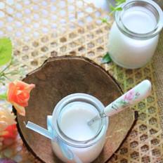 自制健康椰子汁