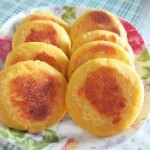 紅薯餡玉米餅的做法
