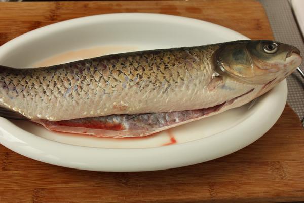草鱼的做法_红烧草鱼的做法图解4