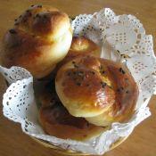 黑芝麻小面包的做法
