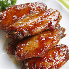 香辣烤鸡翅的做法