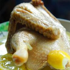 柠檬鸭的做法