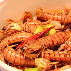 香辣皮皮虾