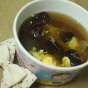 生姜红糖红枣鸡蛋水的做法