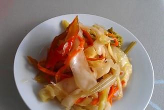家常腌菜的做法