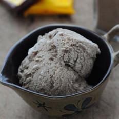 肉桂巧克力冰淇淋的做法