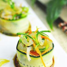 松柳海蜇酸辣口口脆的做法