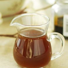 姜汁糖浆的做法