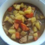 胡萝卜土豆炖肉的做法